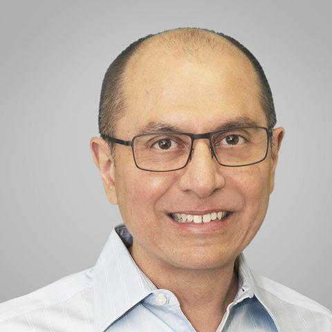Headshot of Prashant Shah